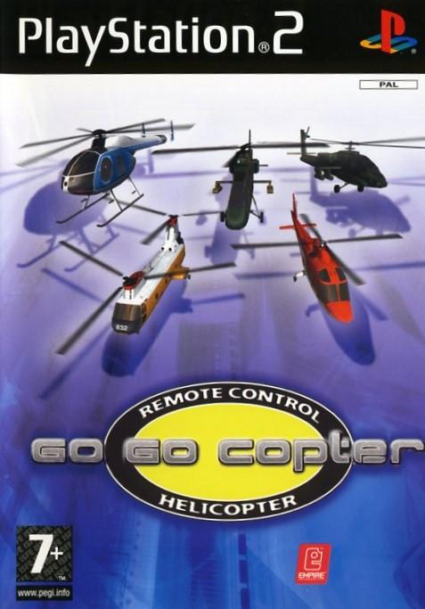 Go Go Copter [Completo] - PS2