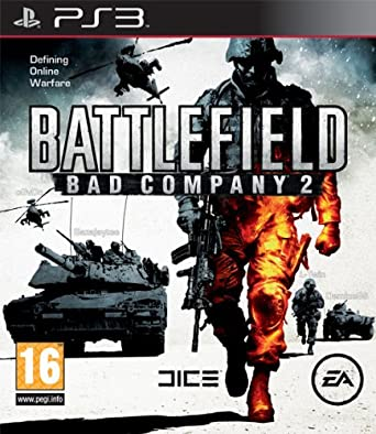 Battlefield: Bad Company 2 [Completo] - PS3