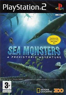 Sea Monsters: A Prehistoric Adventure [Completo] - PS2