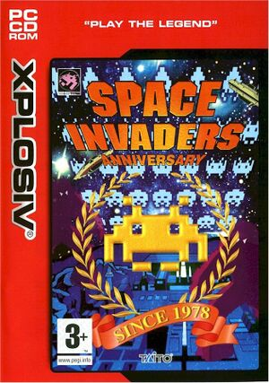 Space Invaders: Anniversary [Completo] - WIN