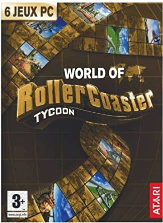 World Of Roller Coaster Tycon [Completo] - WIN