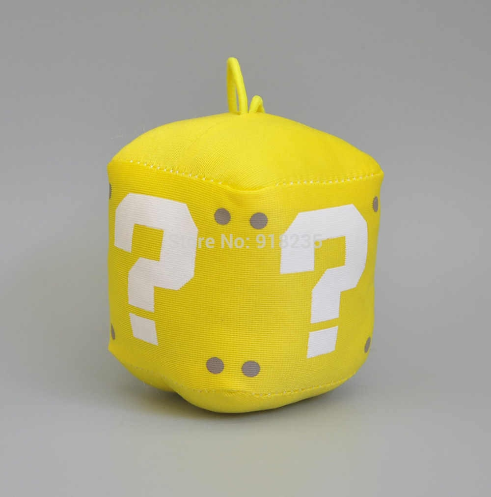 Question Block Super Mario Bros