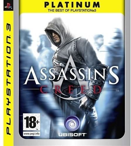 Assassin's Creed (Platinum) [Completo] - PS3