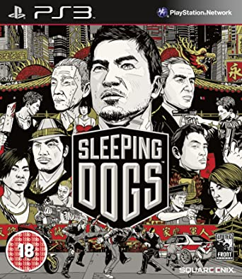 Sleeping Dogs [Completo] - PS3