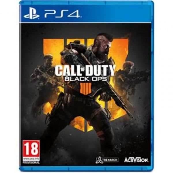 Call Of Duty: Black Ops IIII [Completo] - PS4