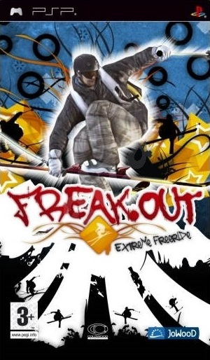 Freak Out: Extreme Freeride [Completo] - PSP