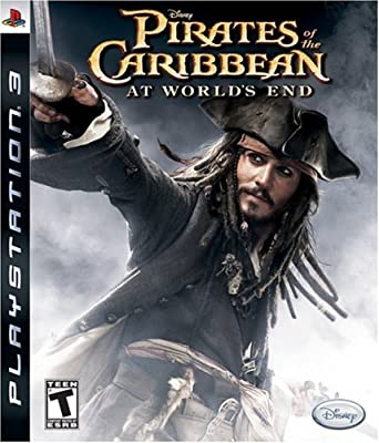 Pirates of the Caribbean: At World's End [Completo] - PS3