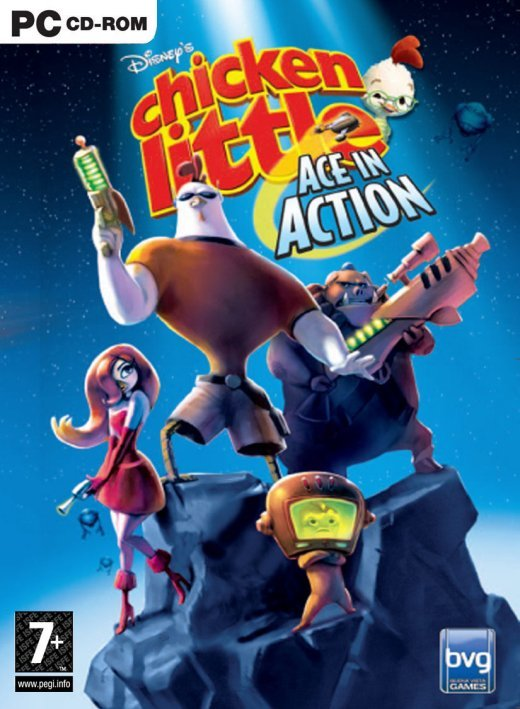 Chicken Little: Ace In Action [Completo] - WIN