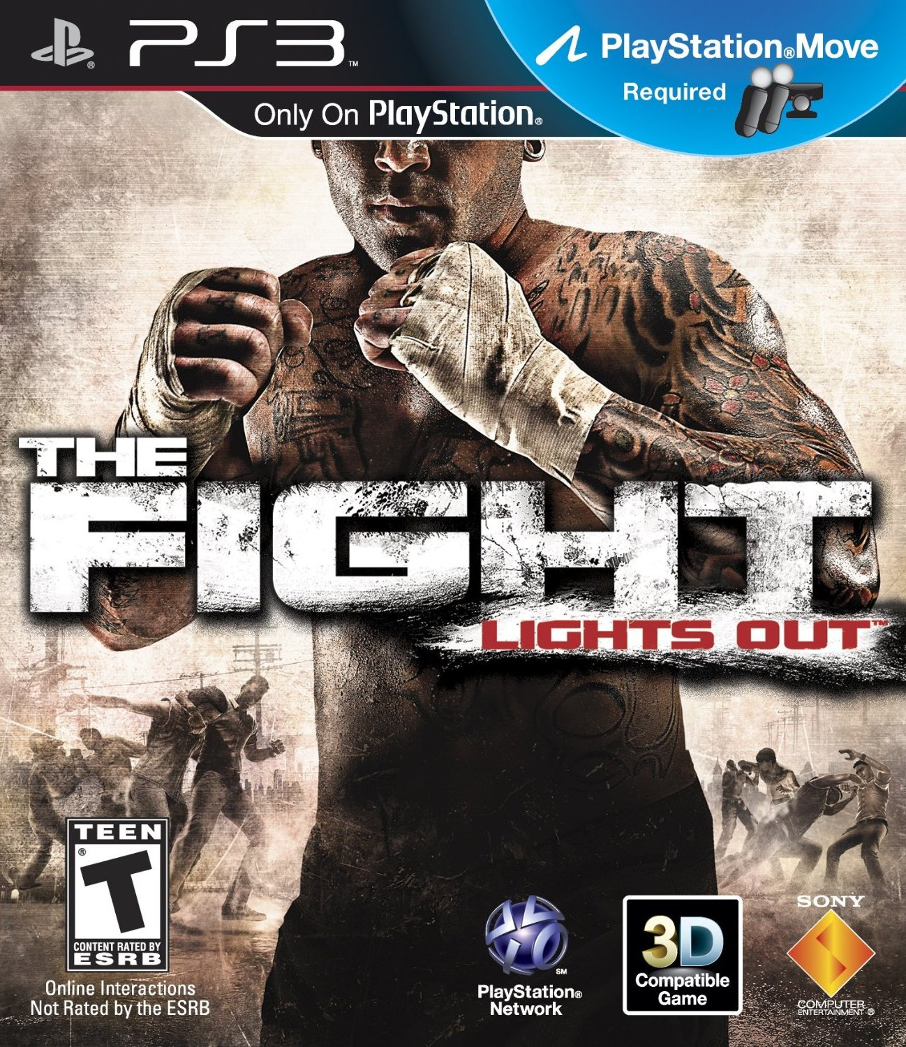 The Fight: Lights Out [Completo] - PS3