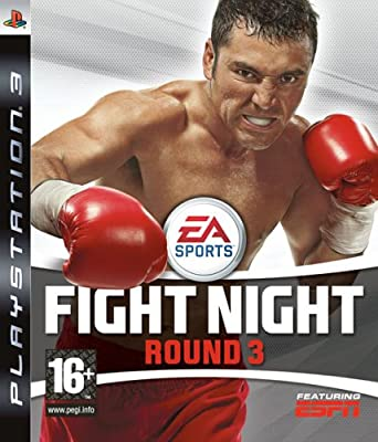 Fight Night Round 3 [Completo] - PS3