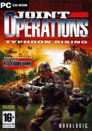 Joint Operations: Typhoon Rising [Completo] - WIN