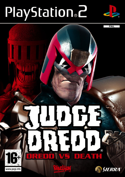 Judge Dredd: Dredd vs Death [Completo] - PS2