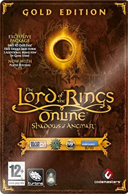 Lord Of The Rings Online: Shadows Of Angmar Gold Edition [Completo] - WIN