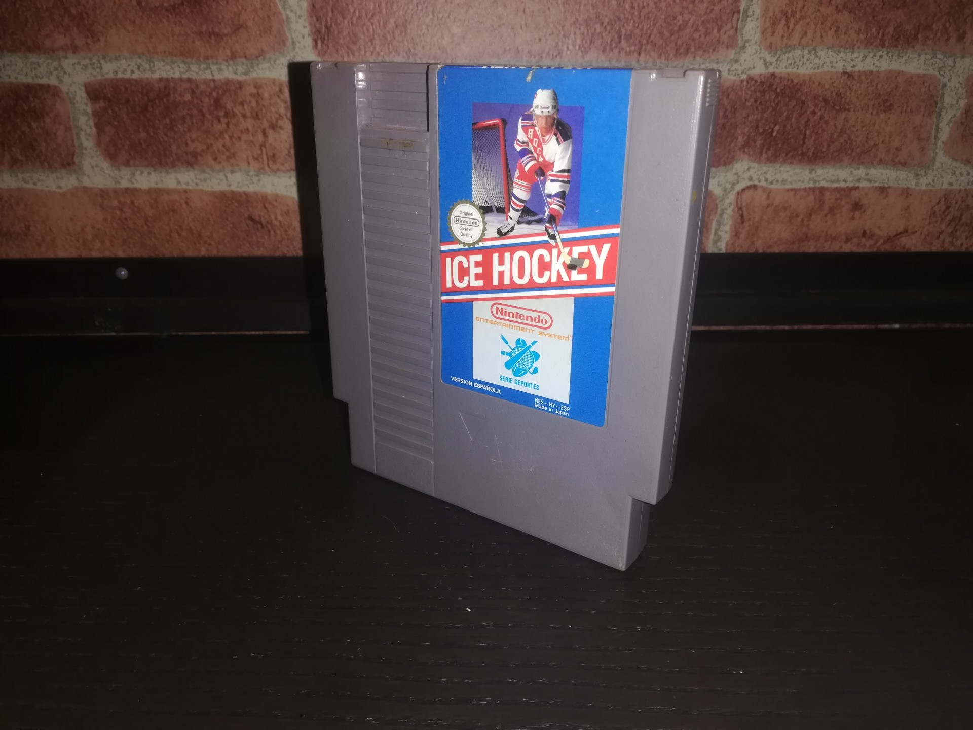 Ice Hockey [Cartucho] - NES