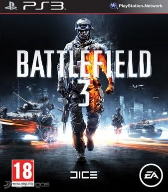 Battlefield 3 [Completo] - PS3