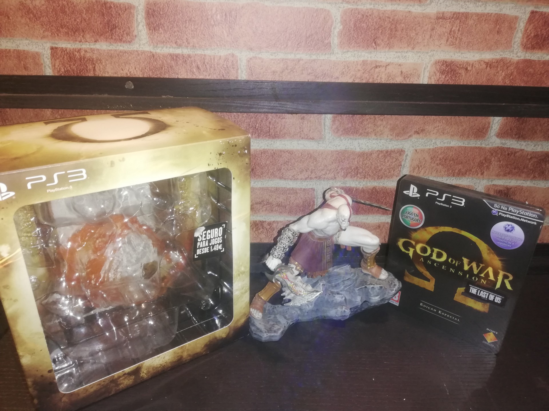 God Of War Ascension Collector's Edition [Completo] - PS3