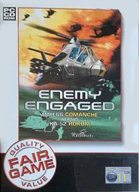 Enemy Engaged: Comanche Vs Hokum [Completo] - WIN