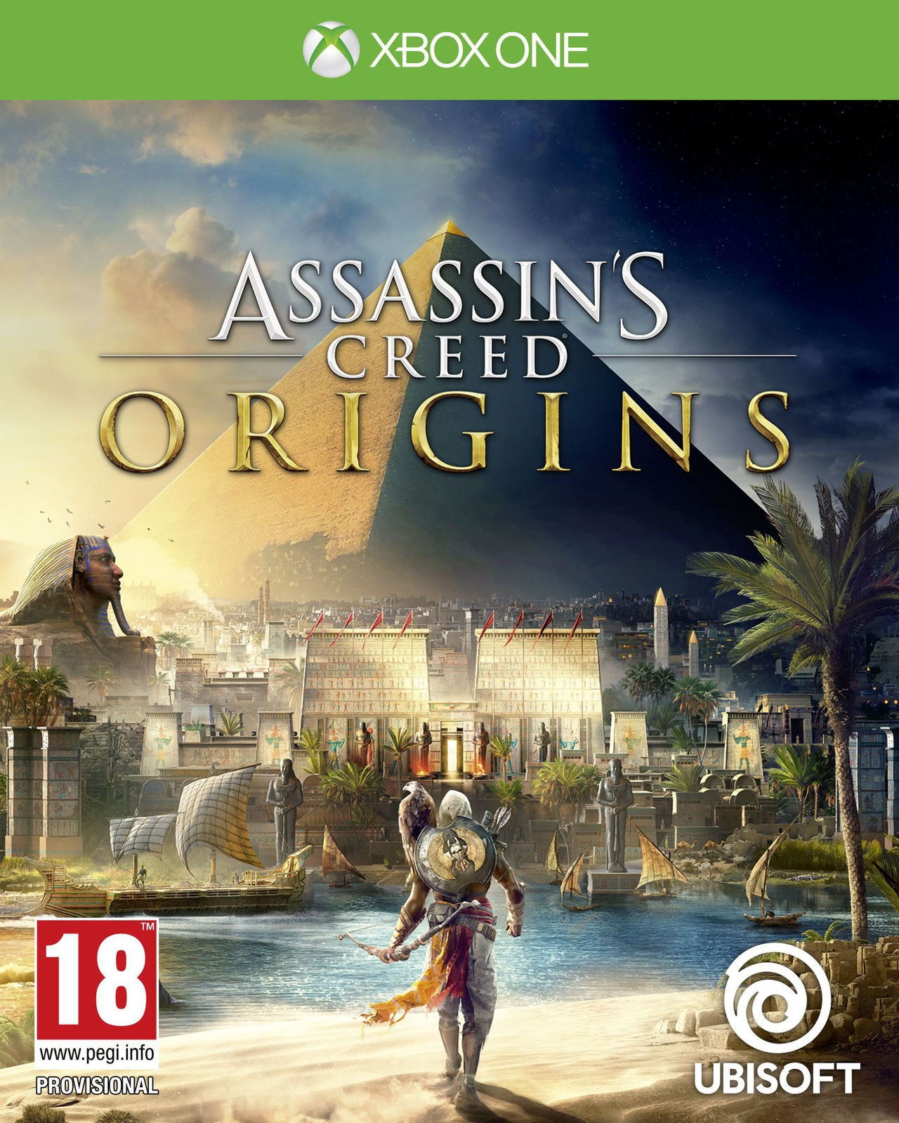 Assassin's Creed Origins [Novo] - XBO