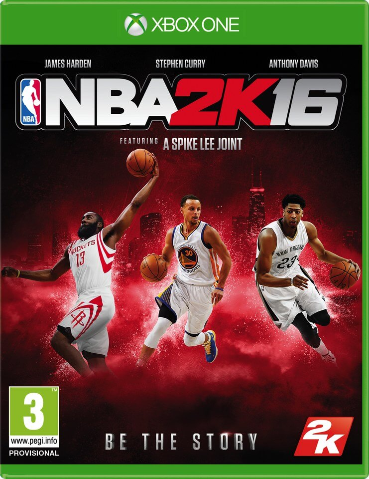 NBA 2K16 [Promo Copy] - XBO