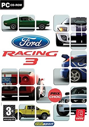 Ford Racing 3 [Completo] - WIN