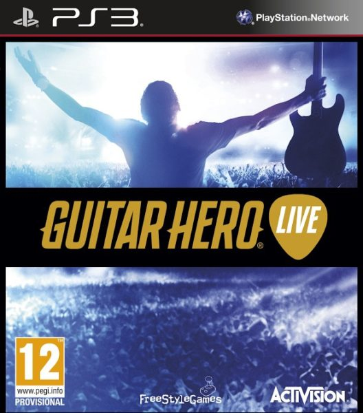 Guitar Hero: Live [Completo] - PS3