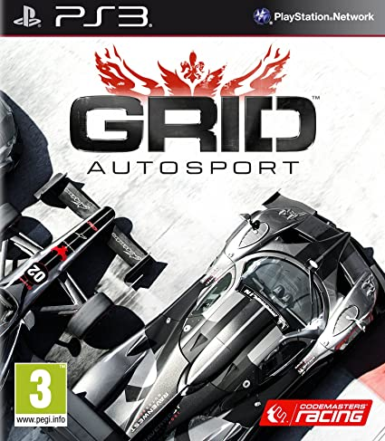 GRID Autosport [Completo] - PS3