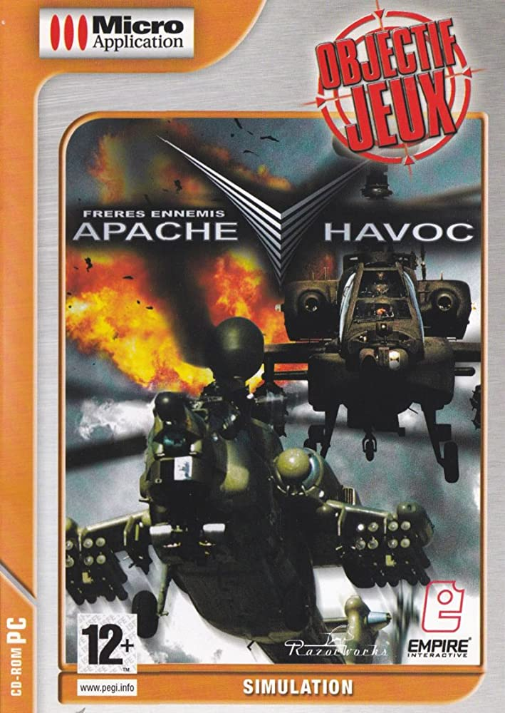 Enemy Engaged: Apache Havok [Completo] - WIN