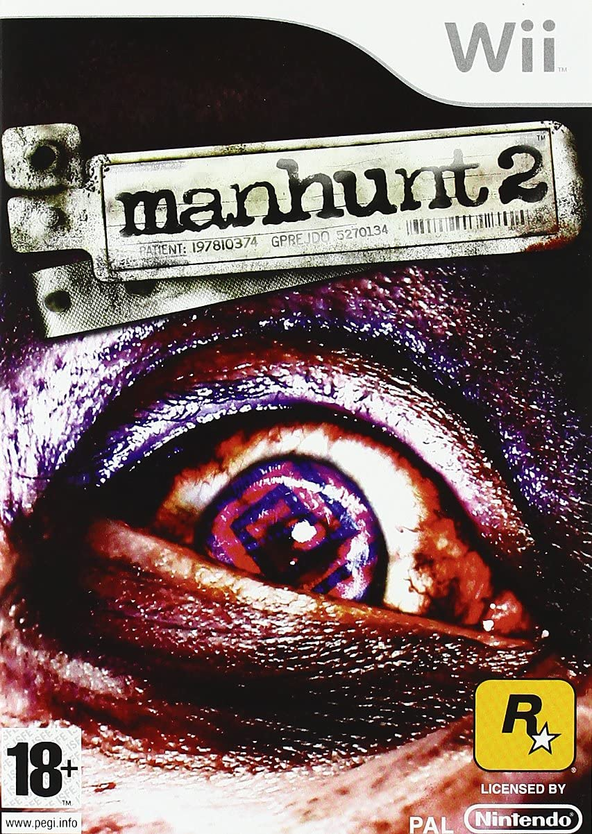 Manhunt 2 [Completo] - WII