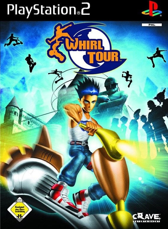 Whirl Tour [Completo] - PS2
