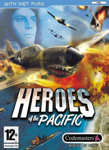 Heroes Of The Pacific [Completo] - WIN