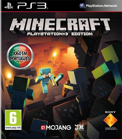Minecraft: PlayStation 3 Edition [Completo] - PS3