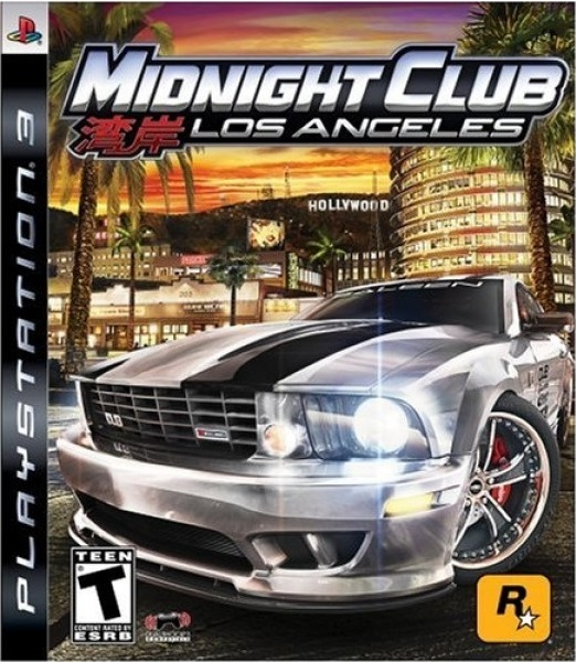 Midnight Club: Los Angeles (Complete Edition) [Completo] - PS3
