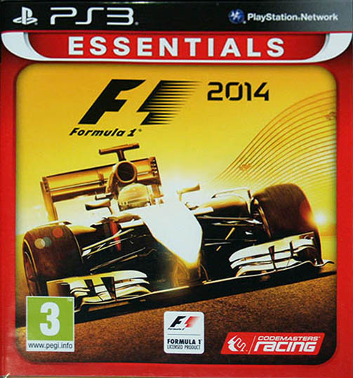 F1 2014 (Platinum) [Completo] - PS3