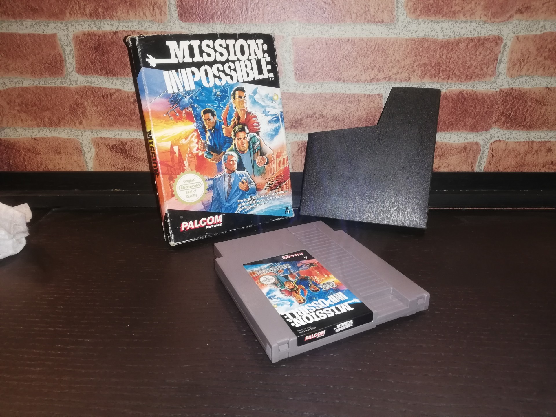 Mission: Impossible [Sem Manual] - NES