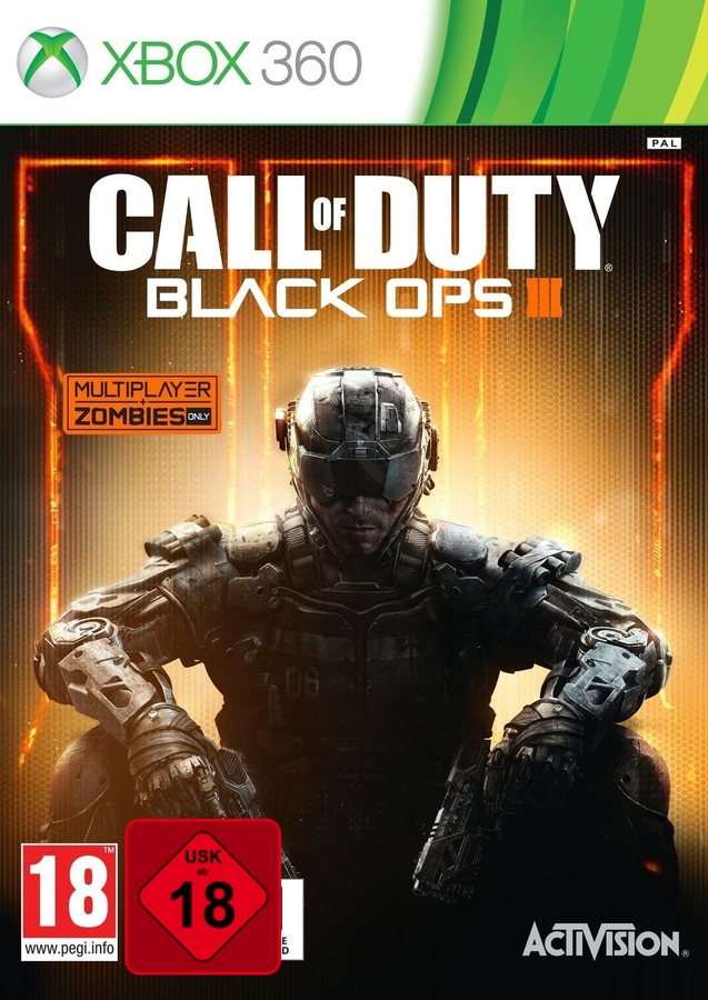 Call of Duty: Black Ops III [Completo] - X360