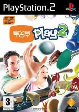 Eye Toy Play 2 [Completo] - PS2