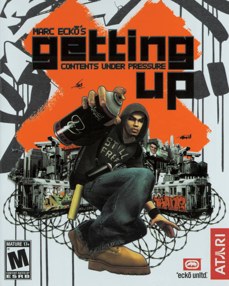 Mark Echo'S Getting Up: Contents Under Pressure [Completo] - WIN