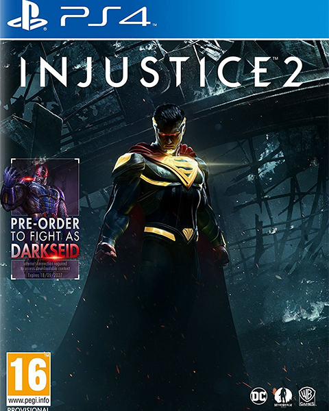 Injustice 2 [Promo Copy] - PS4