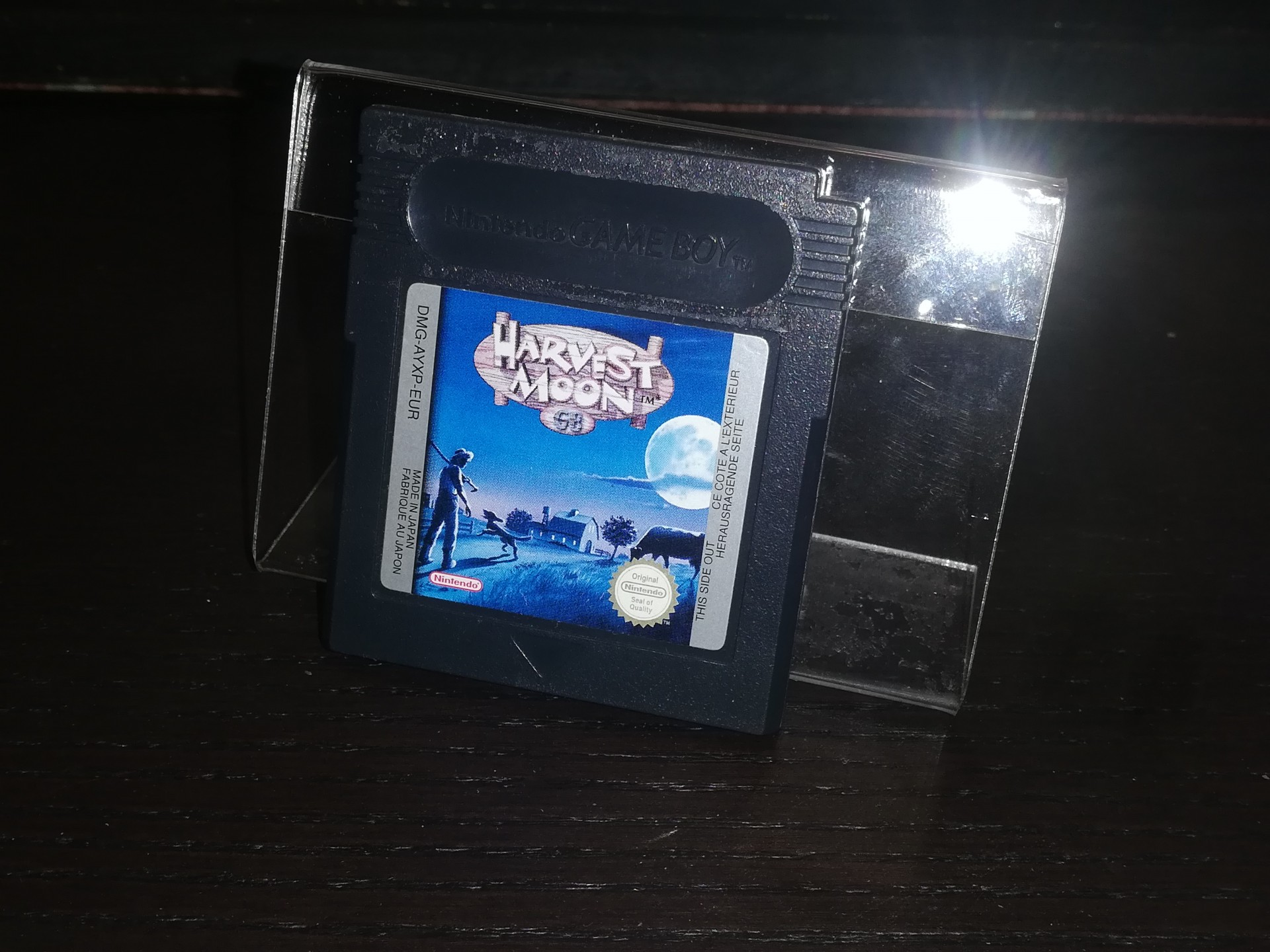 Harvest Moon GB [Cartucho] - GBC