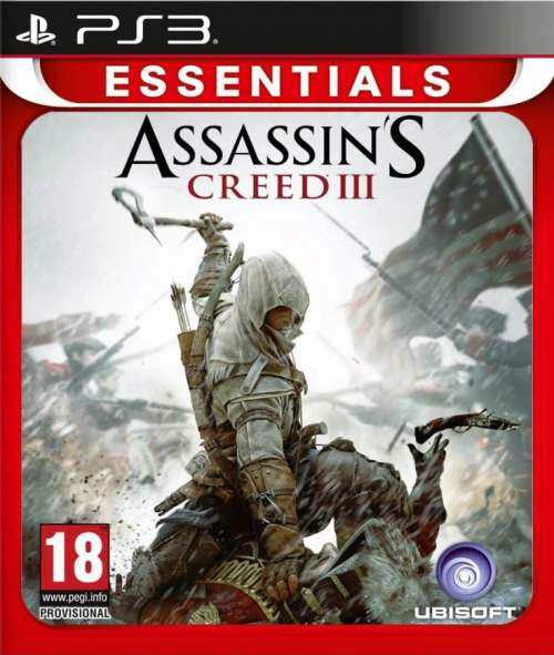 Assassin's Creed III (Platinum) [Completo] - PS3