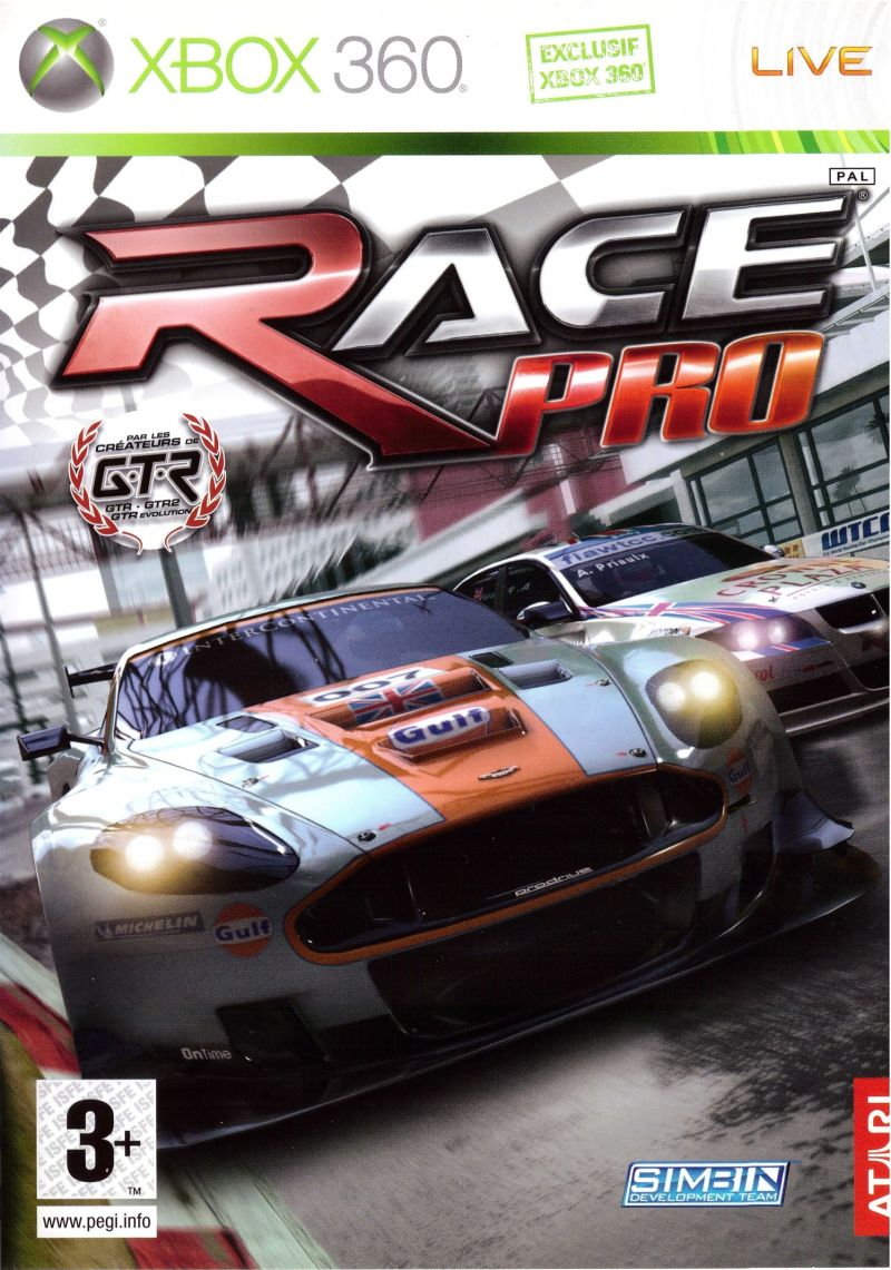 Race Pro [Completo] - X360