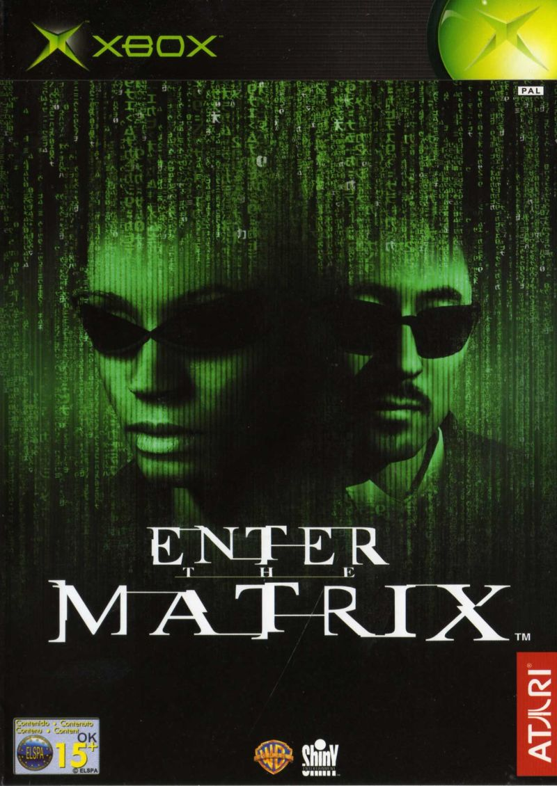 Enter the Matrix [Sem Manual] - XBX