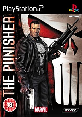 The Punisher [Completo] - PS2