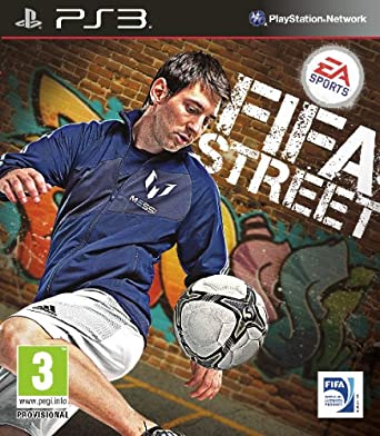FIFA Street [Completo] - PS3