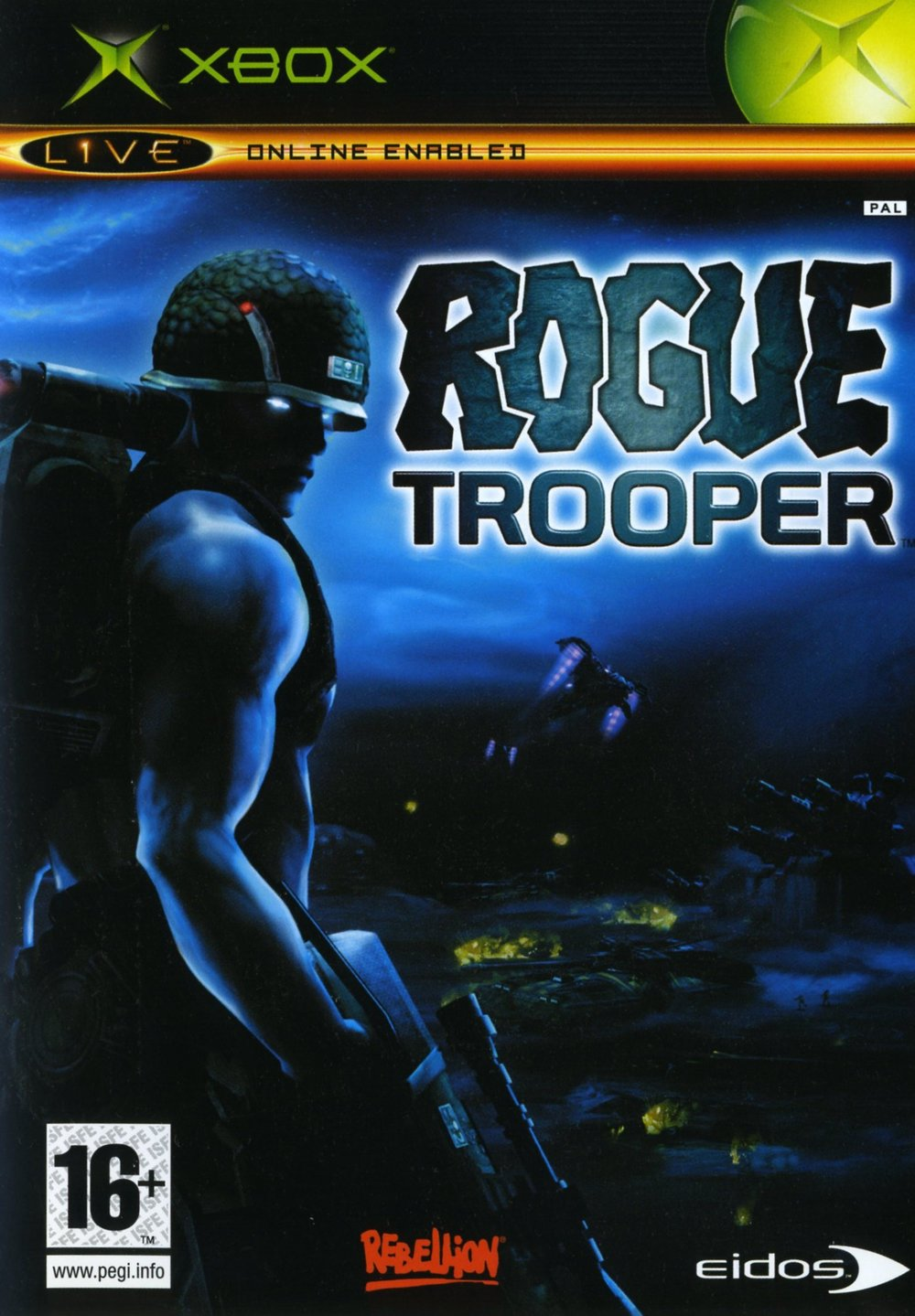 Rogue Trooper [Completo] - XBX
