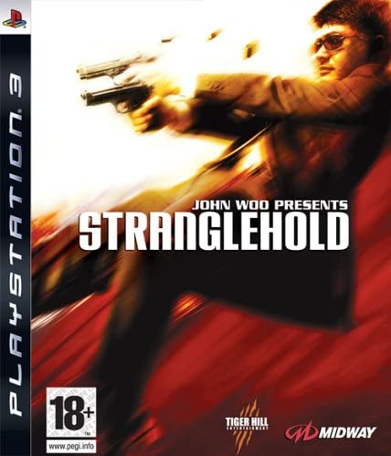 John Woo Presents: Stranglehold [Completo] - PS3