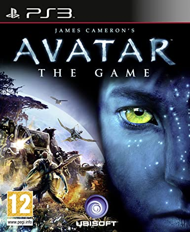Avatar: The Game [Completo] - PS3