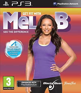 Get Fit With Mel B [Completo] - PS3