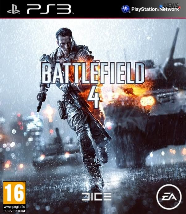Battlefield 4 [Completo] - PS3