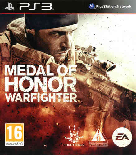 Medal of Honor: Warfighter [Completo] - PS3